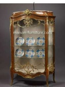 Maison Antique Reproduction French Furniture wholesale and manufacturer of French Vitrine